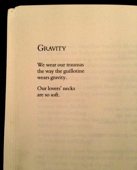Gravity - Andrea Gibson